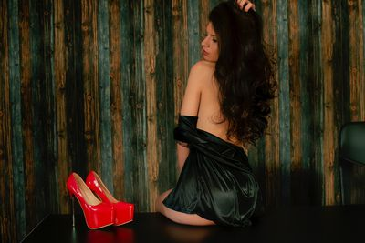 Donna Maeda - Escort Girl from Lexington Kentucky