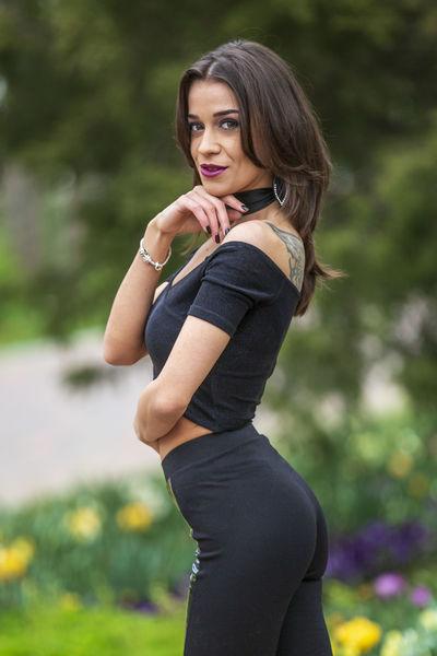 Keisha Lance - Escort Girl from Lewisville Texas